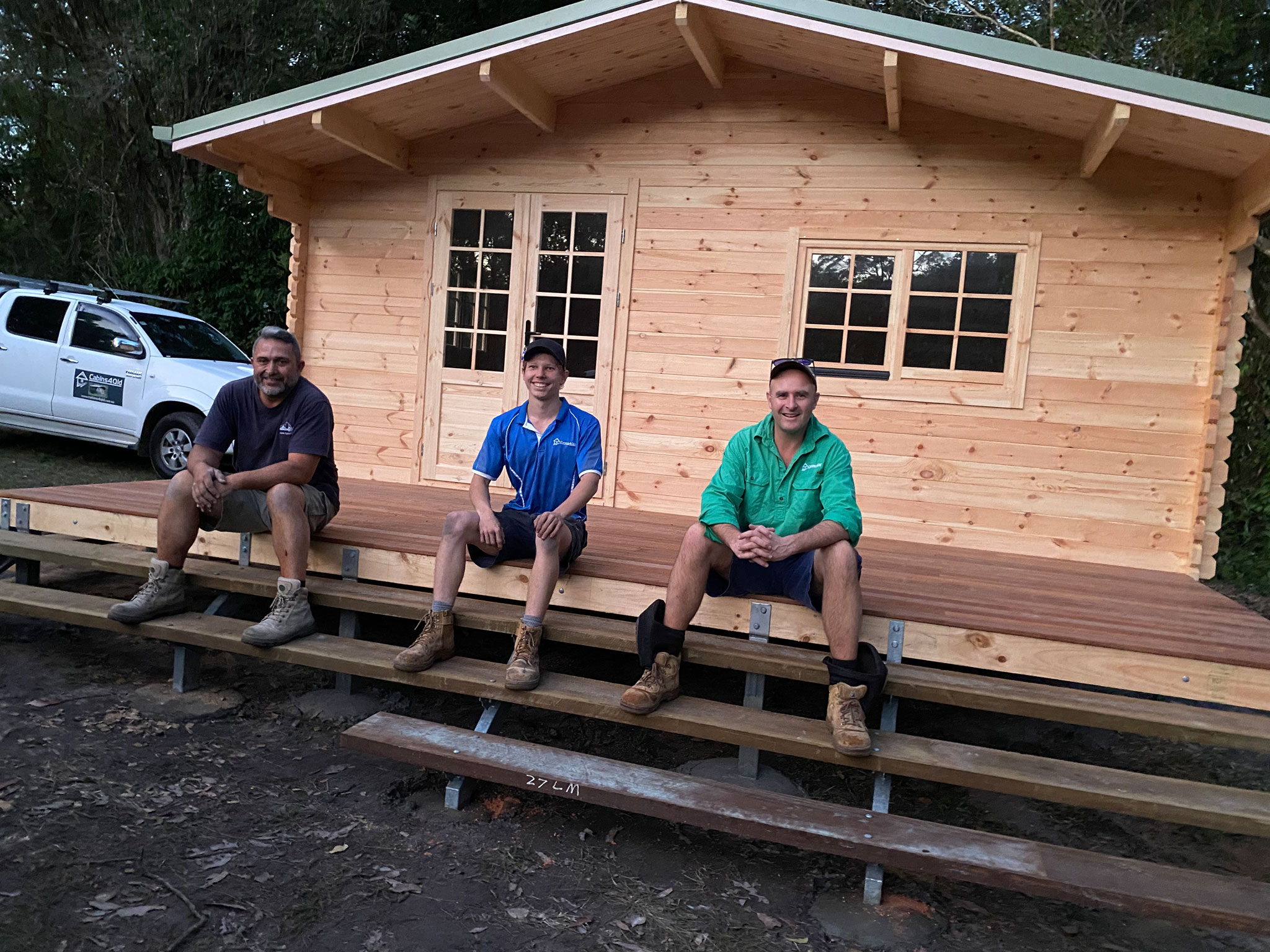 Hamilton Cabin