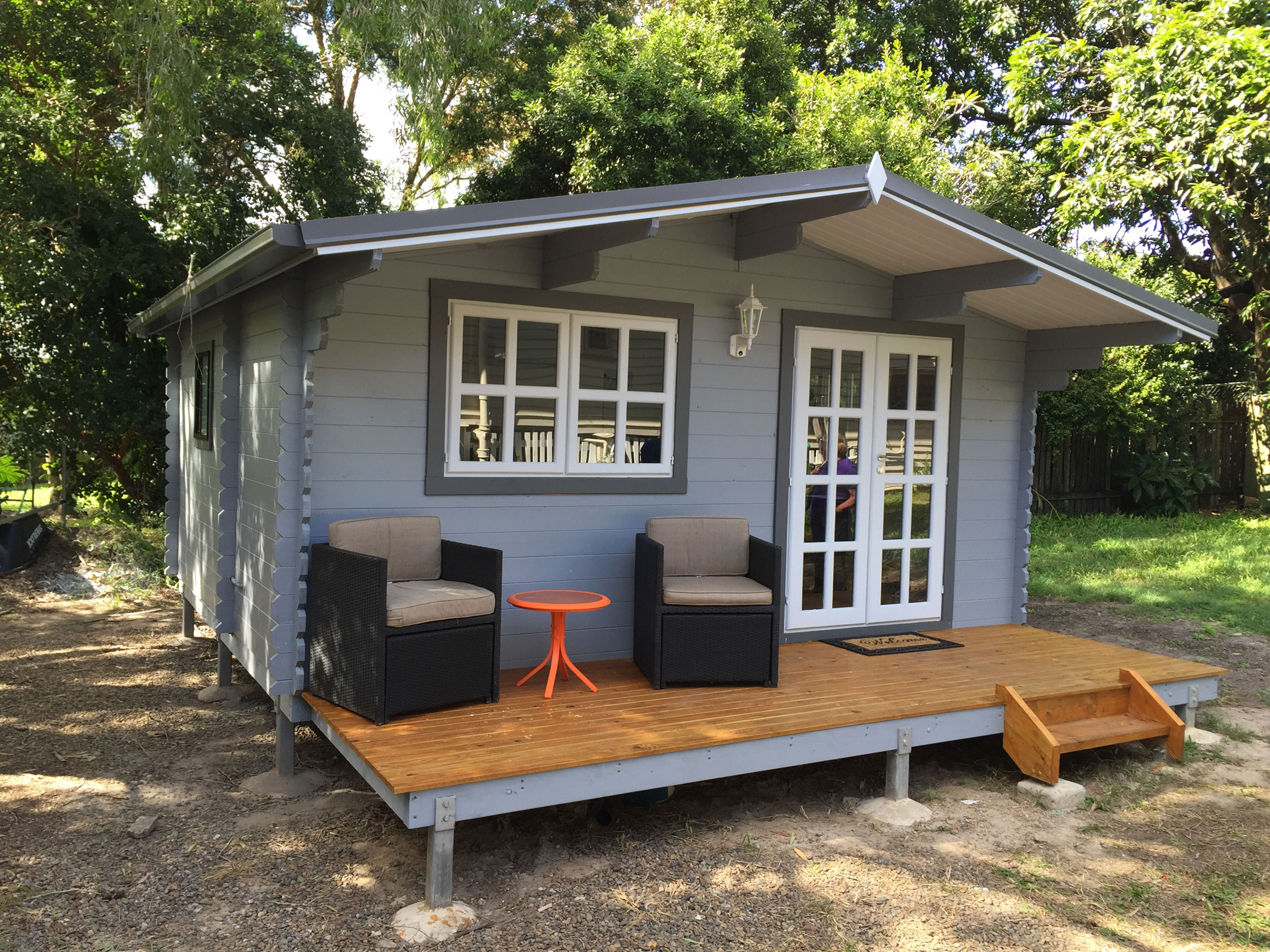 Moreton Cabin